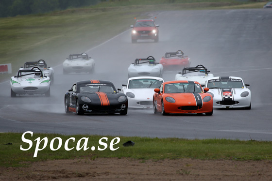 Swedish GT premiären 2014