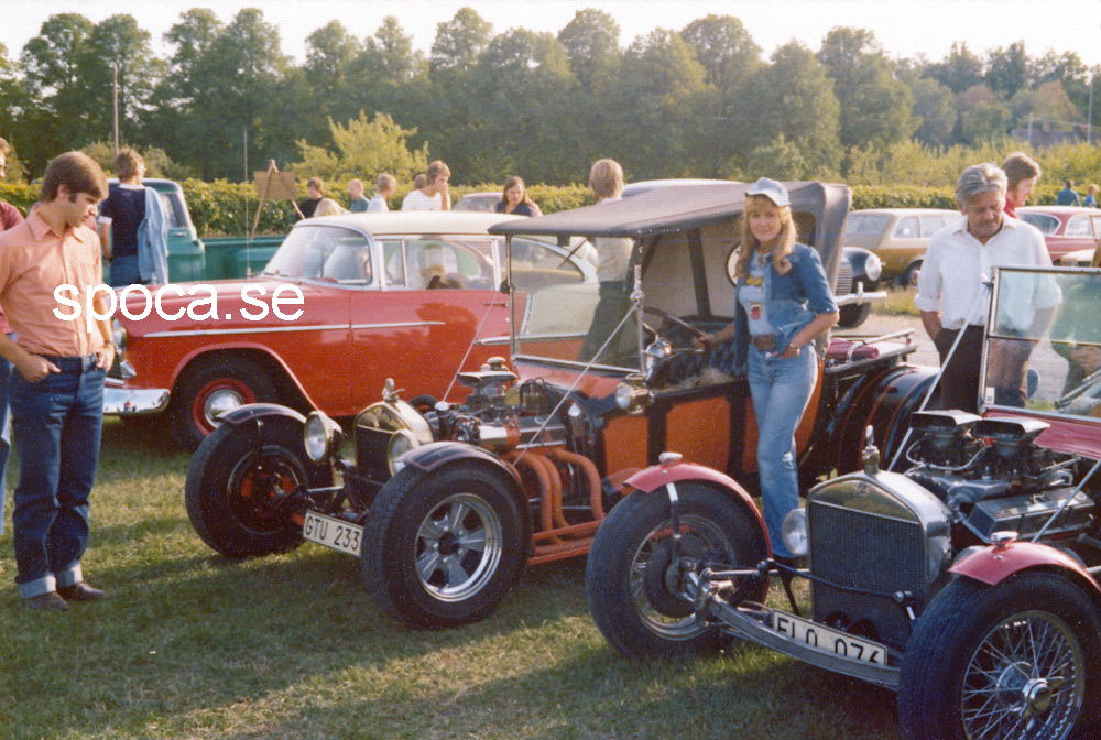 svenska hot rods